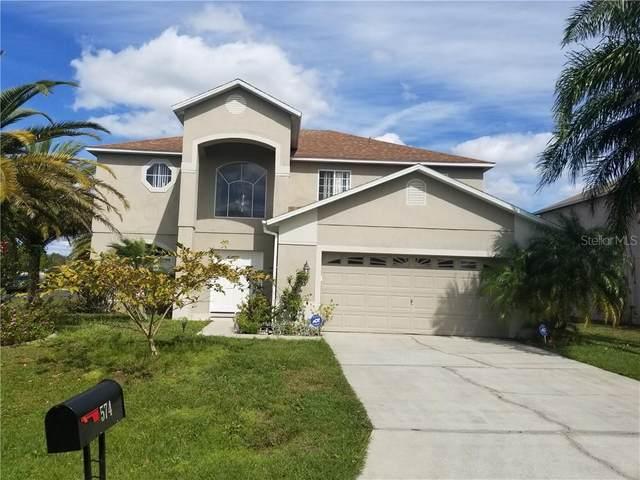 574 Bristol Circle, Kissimmee, FL 34758 (MLS #S5030894) :: Premium Properties Real Estate Services