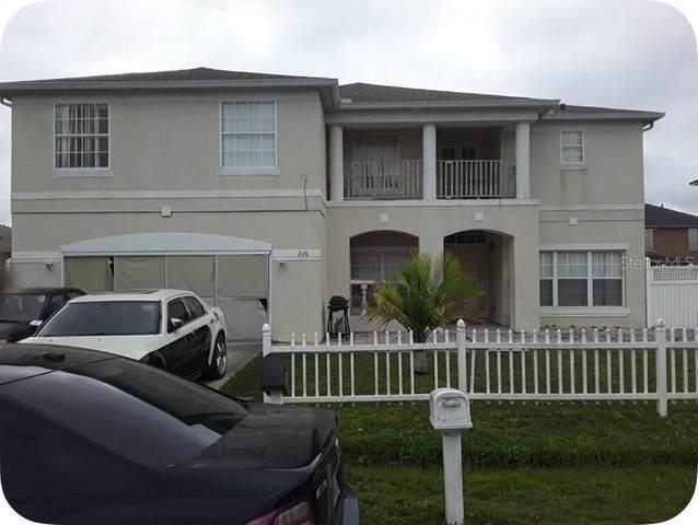 216 Abbotsbury Drive, Kissimmee, FL 34758 (MLS #S5031015) :: Premium Properties Real Estate Services