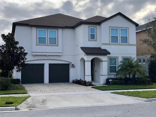 7123 Calm Cove Court, Windermere, FL 34786 (MLS #S5031023) :: Burwell Real Estate