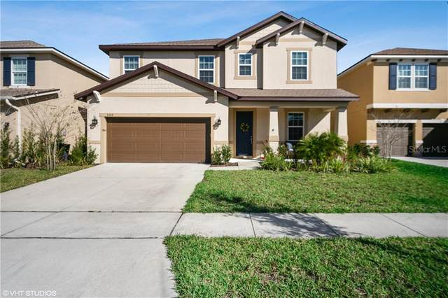 3166 Dark Sky Drive, Harmony, FL 34773 (MLS #S5031068) :: Griffin Group