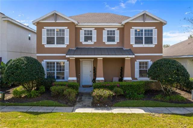 7402 Soiree Way, Reunion, FL 34747 (MLS #S5031075) :: Griffin Group