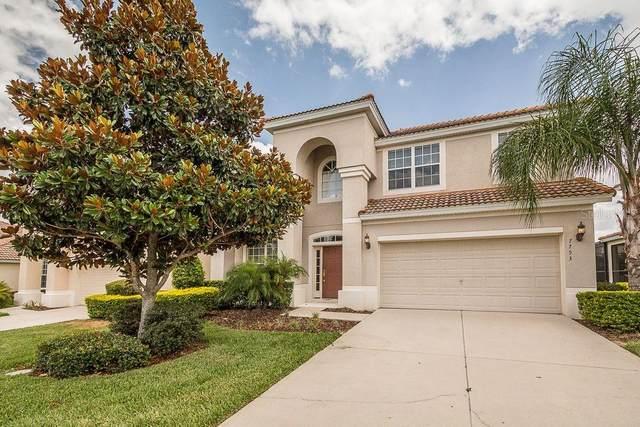 7753 Hockendale Street, Kissimmee, FL 34747 (MLS #S5031358) :: Pepine Realty