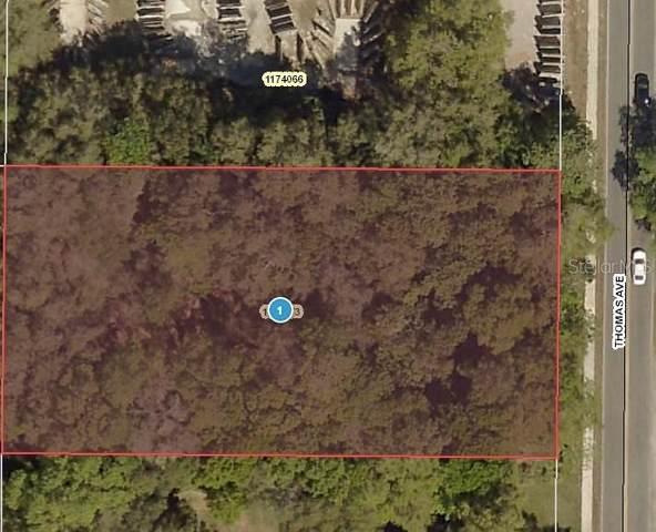 0 Thomas Avenue, Leesburg, FL 34748 (MLS #S5031450) :: Premier Home Experts
