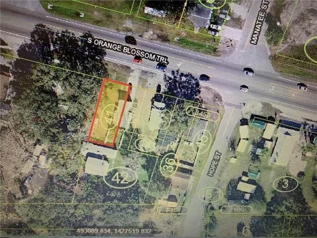 5614 S Orange Blossom Trail, Intercession City, FL 33848 (MLS #S5031523) :: Everlane Realty
