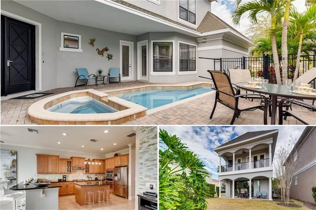 7605 Excitement Drive, Reunion, FL 34747 (MLS #S5031539) :: The Duncan Duo Team