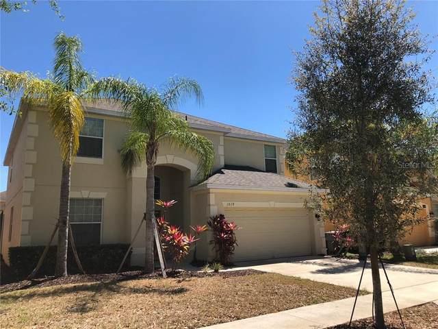 1019 Orange Cosmos Boulevard, Davenport, FL 33837 (MLS #S5032014) :: Gate Arty & the Group - Keller Williams Realty Smart
