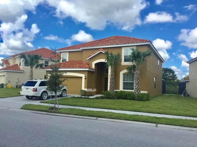 391 Miro Drive, Davenport, FL 33837 (MLS #S5032030) :: Lock & Key Realty
