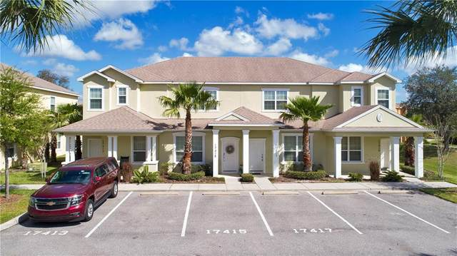 17415 Serenidad Boulevard, Clermont, FL 34714 (MLS #S5032079) :: Team Borham at Keller Williams Realty