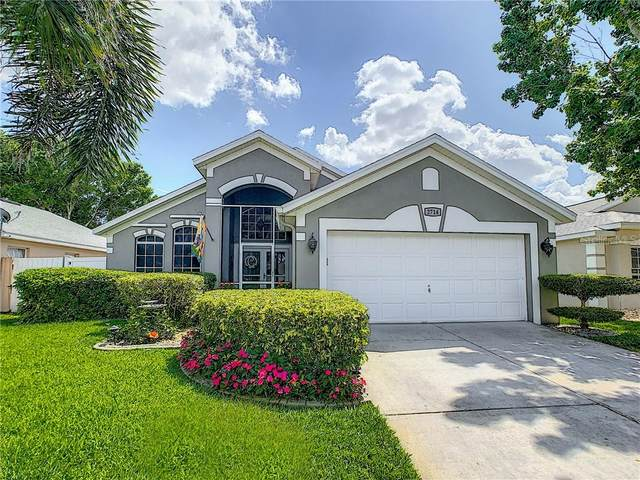 2714 Cranes Cove Drive, Kissimmee, FL 34741 (MLS #S5032146) :: Gate Arty & the Group - Keller Williams Realty Smart