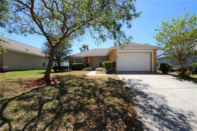 445 Pine Cone Drive, Davenport, FL 33897 (MLS #S5032162) :: Gate Arty & the Group - Keller Williams Realty Smart