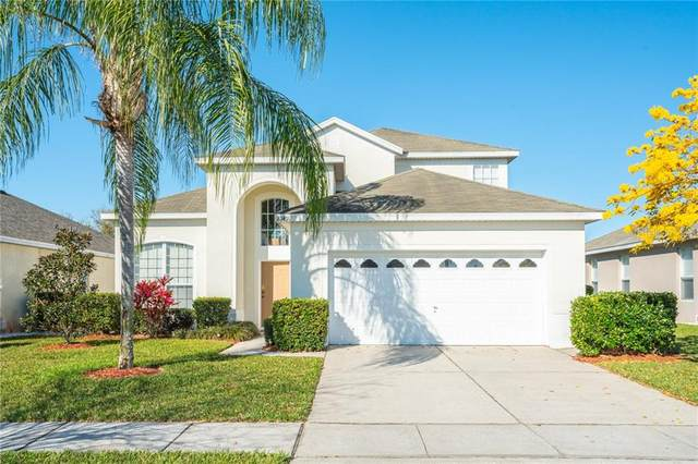 8149 Sun Palm Drive, Kissimmee, FL 34747 (MLS #S5032282) :: The Duncan Duo Team