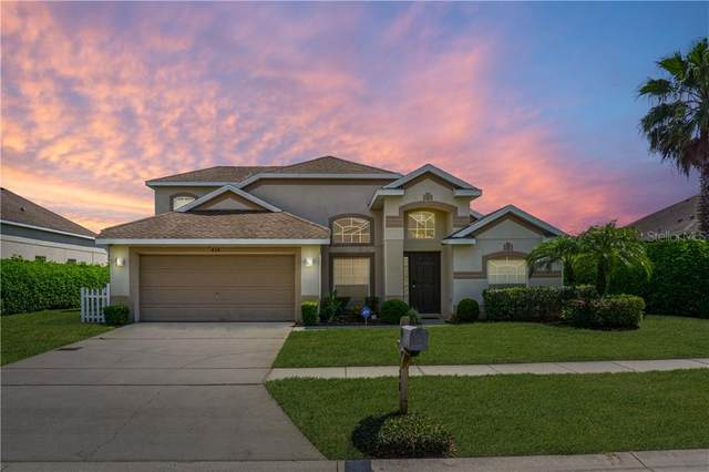 438 Bloomingdale Drive, Davenport, FL 33897 (MLS #S5032300) :: Team Bohannon Keller Williams, Tampa Properties