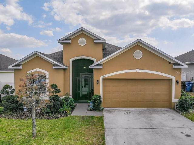 1076 Suffragette Circle, Haines City, FL 33844 (MLS #S5032330) :: Dalton Wade Real Estate Group