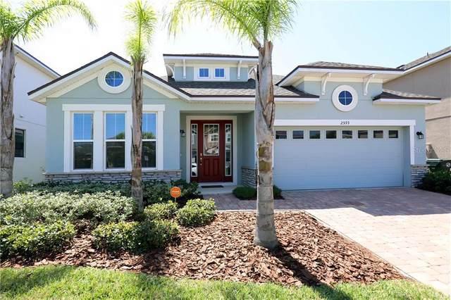 2593 Nouveau Way, Kissimmee, FL 34741 (MLS #S5032348) :: Keller Williams Realty Peace River Partners
