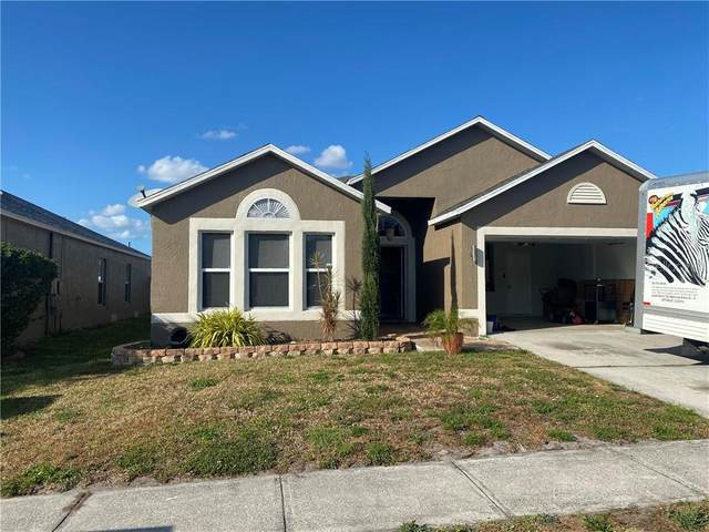 2537 Quail Park Terrace, Kissimmee, FL 34743 (MLS #S5032349) :: Keller Williams Realty Peace River Partners