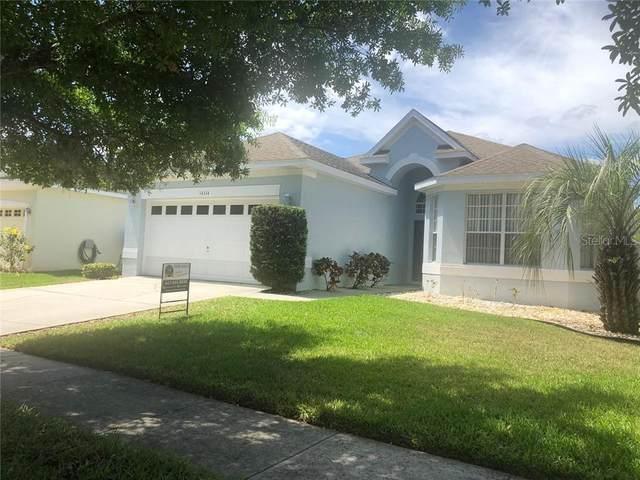 14314 Verano Drive, Orlando, FL 32837 (MLS #S5032373) :: Team Bohannon Keller Williams, Tampa Properties