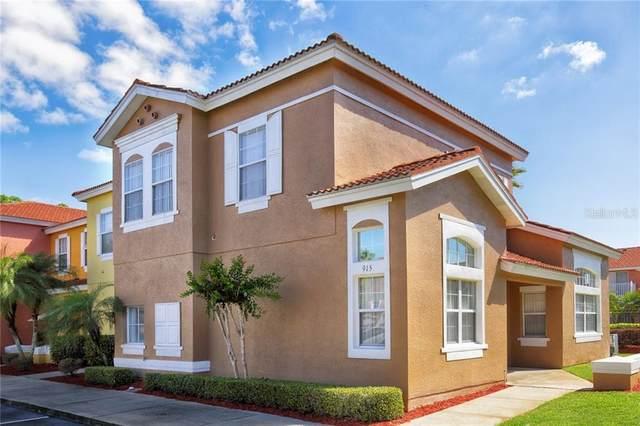 915 Park Terrace Cir, Kissimmee, FL 34746 (MLS #S5032437) :: Gate Arty & the Group - Keller Williams Realty Smart