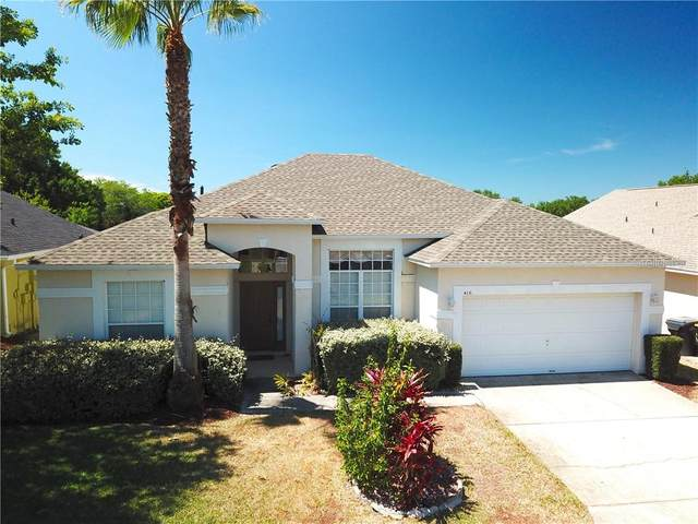 416 Casterton Circle, Davenport, FL 33897 (MLS #S5032505) :: The Duncan Duo Team