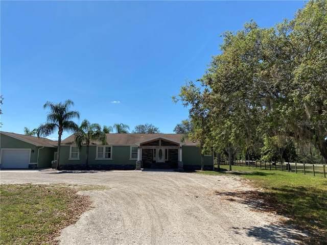 4215 N Kenansville Road, Kenansville, FL 34739 (MLS #S5032510) :: Griffin Group