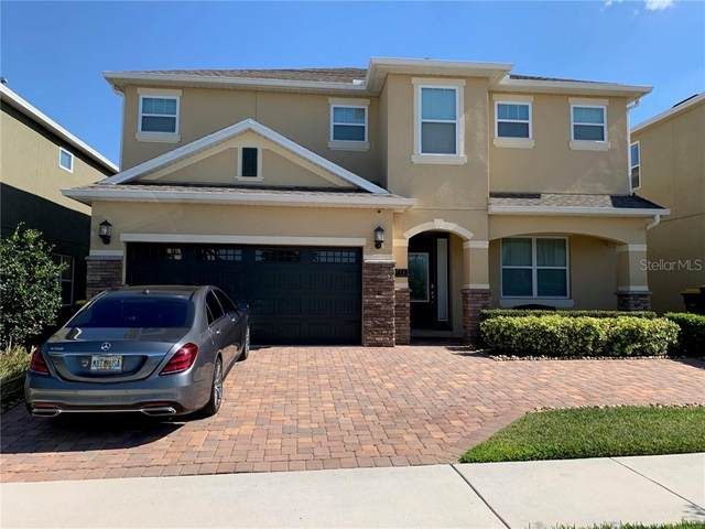 771 Lasso Drive, Kissimmee, FL 34747 (MLS #S5032543) :: The A Team of Charles Rutenberg Realty