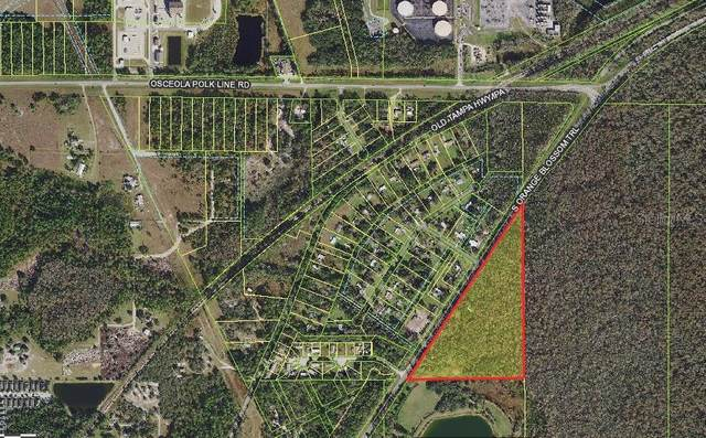 6632 S Orange Blossom Trail, Davenport, FL 33896 (MLS #S5032562) :: Bustamante Real Estate