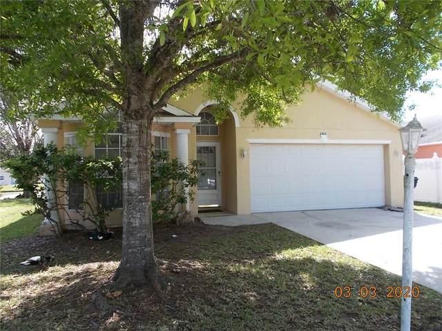 2413 Radnor Avenue, Orlando, FL 32826 (MLS #S5032572) :: The Figueroa Team