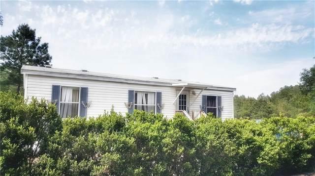 7550 SE 183RD AVENUE Road, Ocklawaha, FL 32179 (MLS #S5032619) :: Premium Properties Real Estate Services