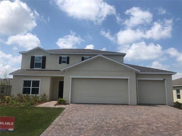 324 Quarry Rock Circle, Kissimmee, FL 34758 (MLS #S5032634) :: Team Pepka