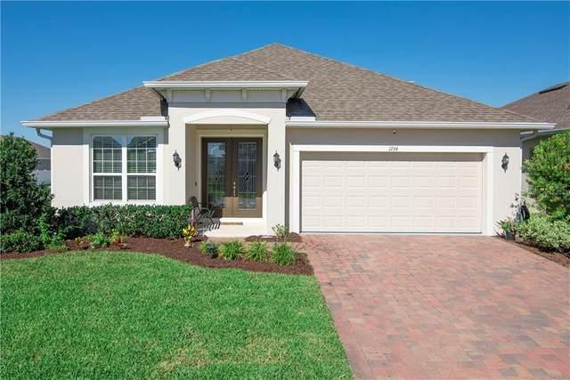 1734 Reflection Lane, Saint Cloud, FL 34771 (MLS #S5032653) :: The Duncan Duo Team