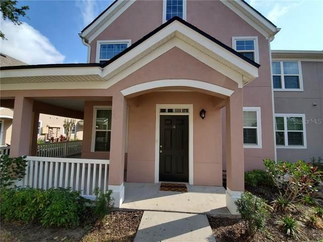 3420 Greenwich Village Boulevard #102, Orlando, FL 32835 (MLS #S5032748) :: Bustamante Real Estate