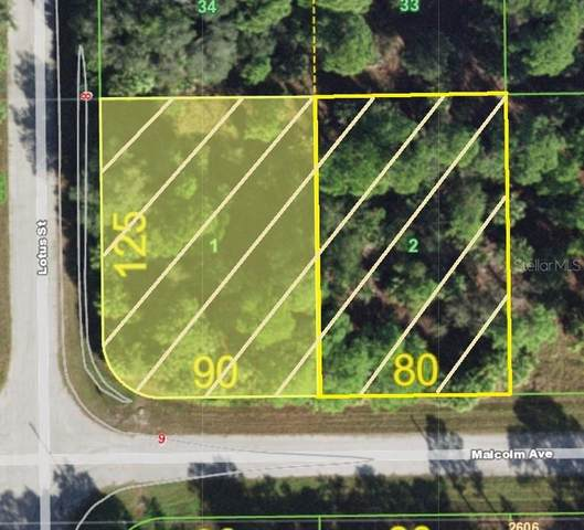 15152 & 15144 Malcolm Avenue, Port Charlotte, FL 33953 (MLS #S5032828) :: The A Team of Charles Rutenberg Realty