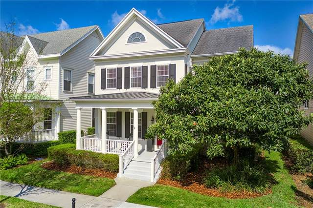 1236 Aquila Loop, Celebration, FL 34747 (MLS #S5032852) :: Bustamante Real Estate