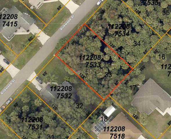 1372 Kirkwood Street, North Port, FL 34288 (MLS #S5032930) :: Team Bohannon Keller Williams, Tampa Properties