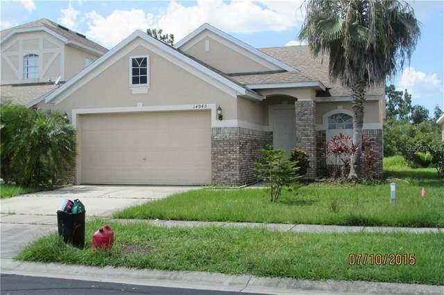 14945 Huntcliff Park Way, Orlando, FL 32824 (MLS #S5033296) :: Team Bohannon Keller Williams, Tampa Properties
