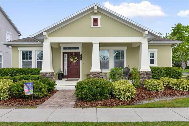 6879 Sundrop Street, Harmony, FL 34773 (MLS #S5033538) :: Team Bohannon Keller Williams, Tampa Properties