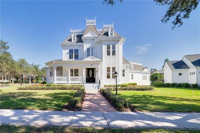 421 Arbor Circle, Celebration, FL 34747 (MLS #S5033746) :: Team Bohannon Keller Williams, Tampa Properties