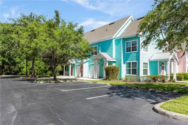 3019 Bonfire Beach Drive #205, Kissimmee, FL 34746 (MLS #S5034044) :: Team Buky