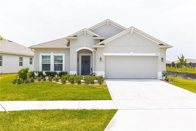 3385 Sagebrush St, Harmony, FL 34773 (MLS #S5034121) :: Team Bohannon Keller Williams, Tampa Properties