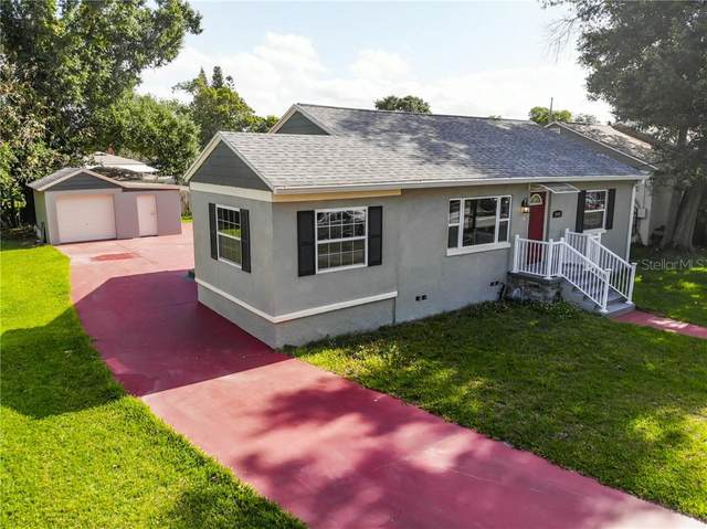 1009 W Princeton Street, Orlando, FL 32804 (MLS #S5034340) :: Gate Arty & the Group - Keller Williams Realty Smart