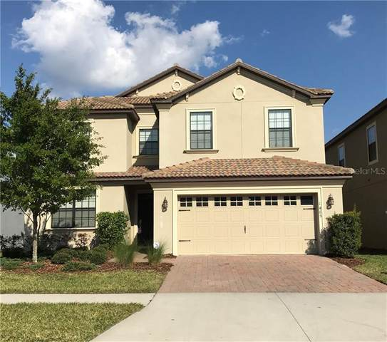 1465 Moon Valley Drive, Davenport, FL 33896 (MLS #S5034370) :: Gate Arty & the Group - Keller Williams Realty Smart