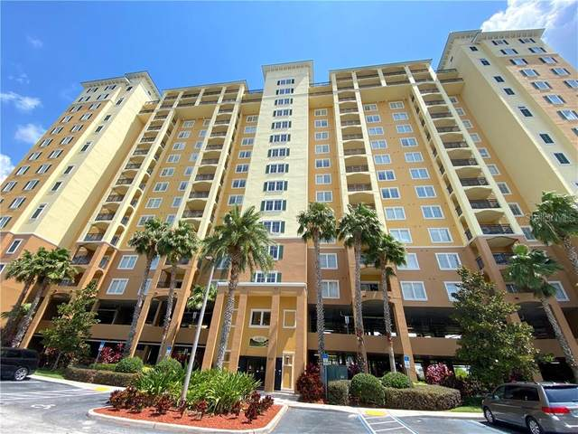 8101 Resort Village Drive B3/U3601, Orlando, FL 32821 (MLS #S5034427) :: Zarghami Group