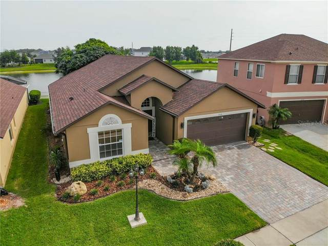 3268 Abiaka Drive, Kissimmee, FL 34743 (MLS #S5034545) :: The Paxton Group