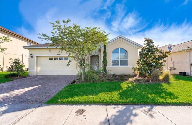 2823 Sail Breeze Way, Kissimmee, FL 34744 (MLS #S5034549) :: Homepride Realty Services