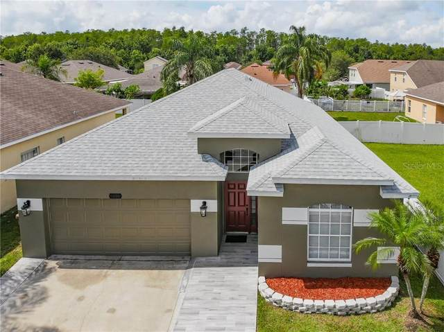 4414 Creeks Run Boulevard, Kissimmee, FL 34746 (MLS #S5034642) :: The A Team of Charles Rutenberg Realty