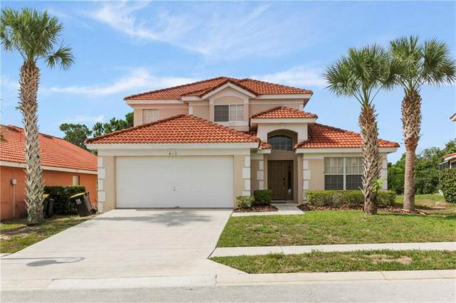 413 Rosso Drive, Davenport, FL 33837 (MLS #S5034699) :: Bustamante Real Estate
