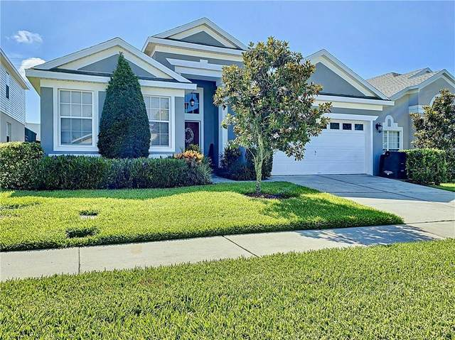 2227 Wyndham Palms Way, Kissimmee, FL 34747 (MLS #S5034717) :: Team Buky
