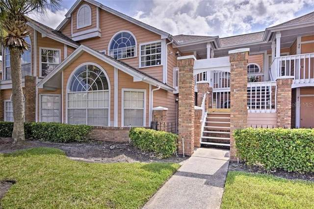 2484 Sweetwater Club Circle #88, Kissimmee, FL 34746 (MLS #S5034742) :: The Light Team