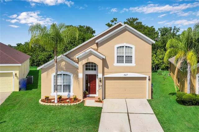 1027 Hacienda Circle, Kissimmee, FL 34741 (MLS #S5034756) :: Griffin Group