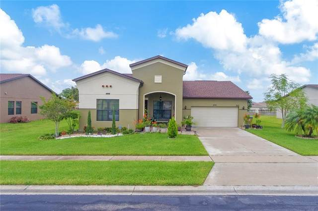 3932 Blossom Dew Drive, Kissimmee, FL 34746 (MLS #S5034789) :: Gate Arty & the Group - Keller Williams Realty Smart