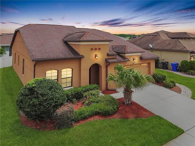 1811 Trophy Bass Way, Kissimmee, FL 34746 (MLS #S5034830) :: Burwell Real Estate